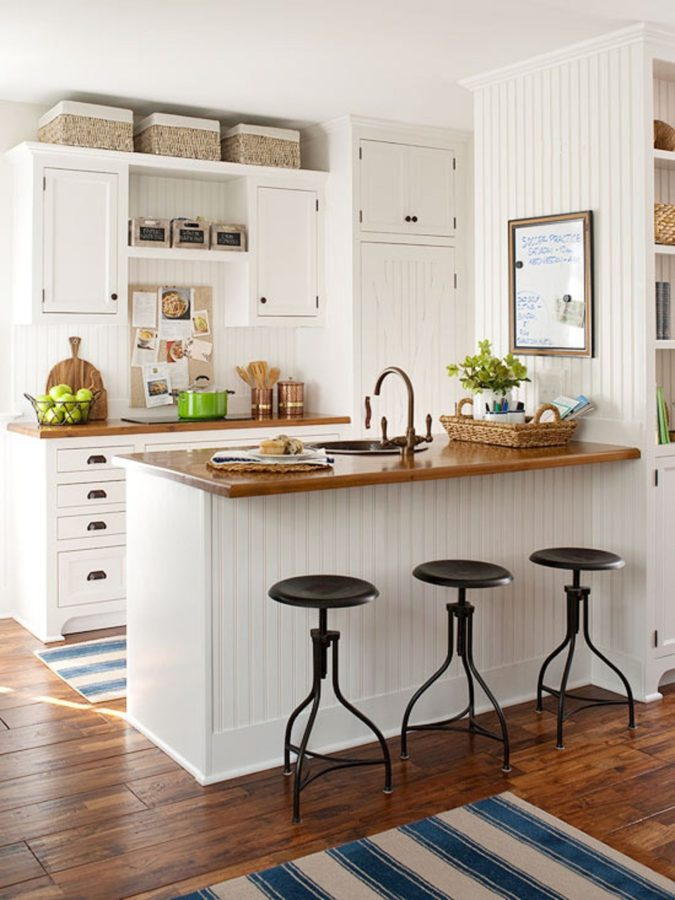 Maximizing-cabinet-top.-675x900 100+ Smartest Storage Ideas for Small Kitchens in 2021