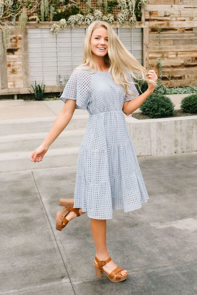 Midi-dress-675x1011 140 First-Date Outfit Ideas That Make You Special