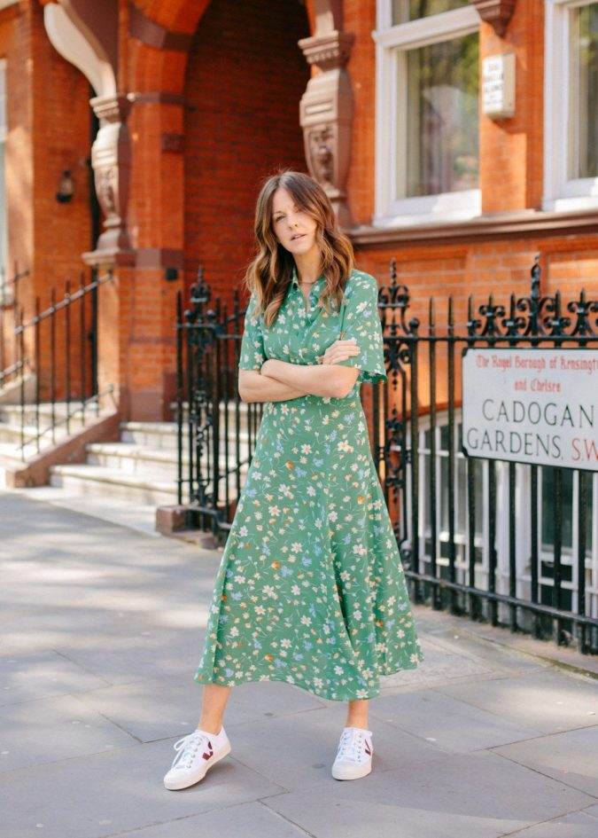 Midi-dress.-2-675x945 140 First-Date Outfit Ideas That Make You Special