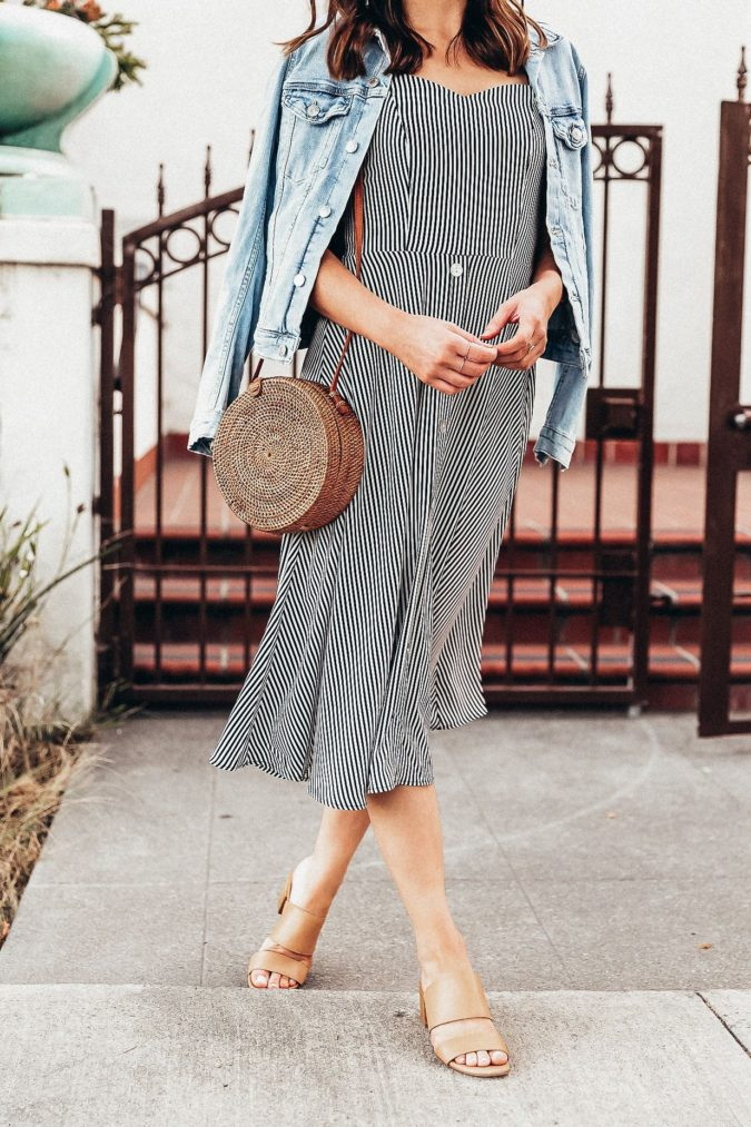 Midi-dress.-675x1013 140 First-Date Outfit Ideas That Make You Special