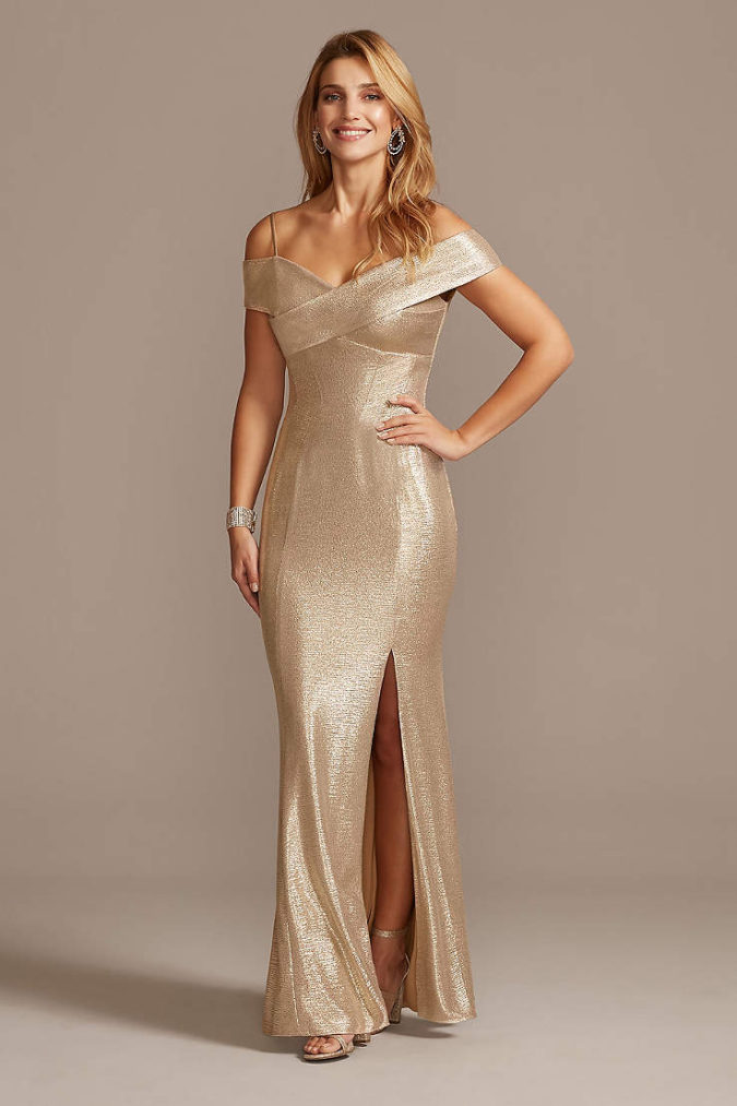 Off-shoulder-dress-675x1013 120+ Breathtaking Birthday Party Outfits for Ladies