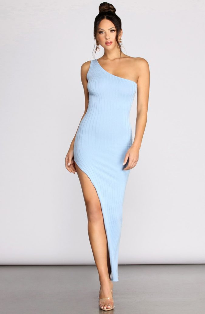 One-shoulder-dress-1-675x1033 120+ Breathtaking Birthday Party Outfits for Ladies