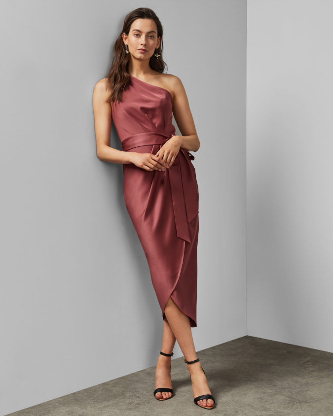 One-shoulder-dress.-2-675x844 120+ Breathtaking Birthday Party Outfits for Ladies