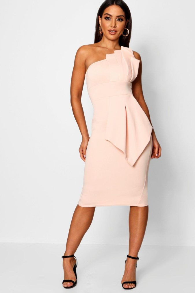One-shoulder-dress..-1-675x1013 120+ Breathtaking Birthday Party Outfits for Ladies