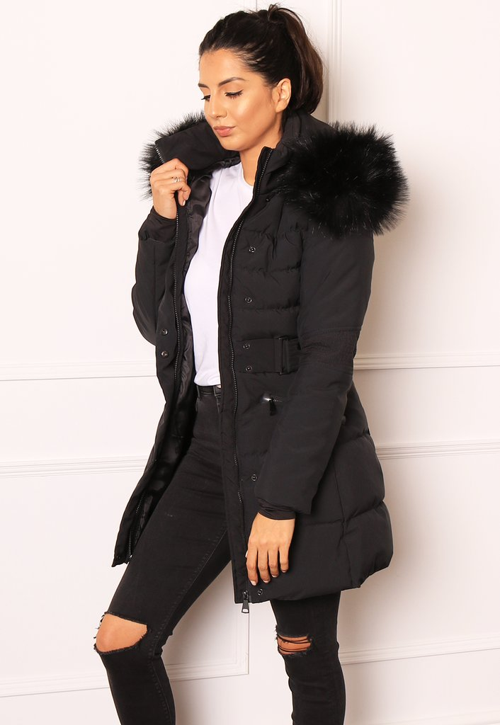Puffer-Coats-1 140+ Lovely Women's Outfit Ideas for Winter in 2021