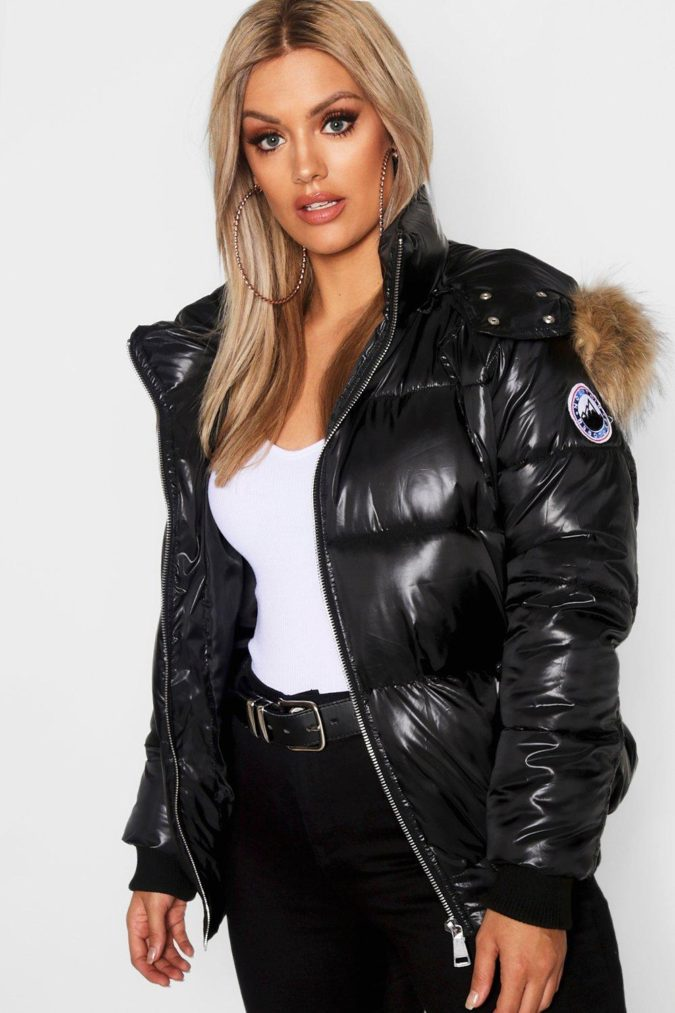 Puffer-Coats..-1-675x1013 140+ Lovely Women's Outfit Ideas for Winter in 2021