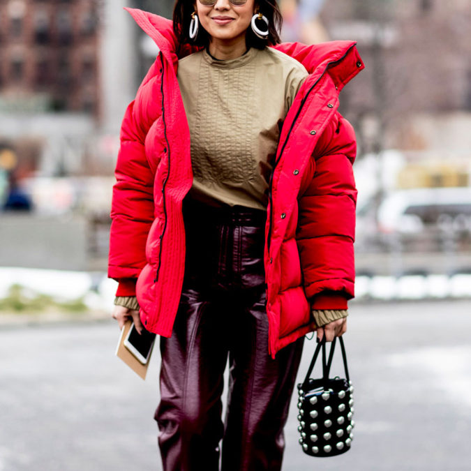 Puffer-Coats..-675x675 140+ Lovely Women's Outfit Ideas for Winter in 2021
