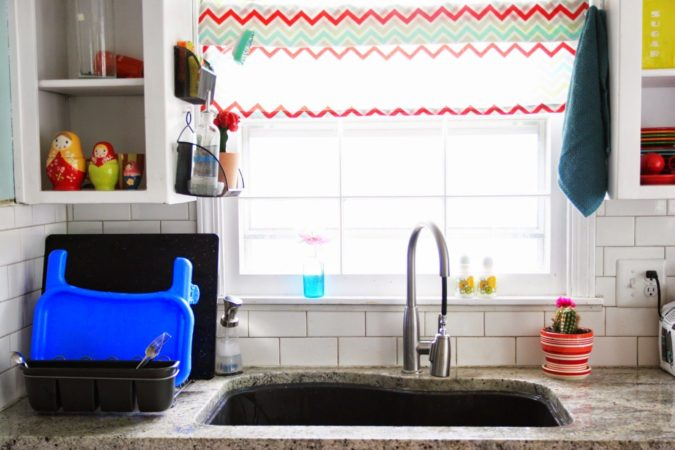 Regain-your-sink-space.-675x450 100+ Smartest Storage Ideas for Small Kitchens in 2021