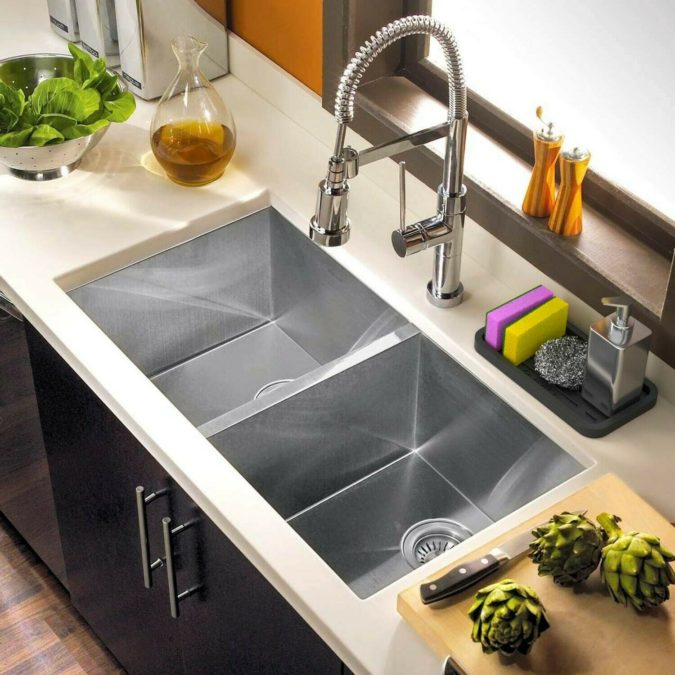Regain-your-sink-space..-675x675 100+ Smartest Storage Ideas for Small Kitchens in 2021