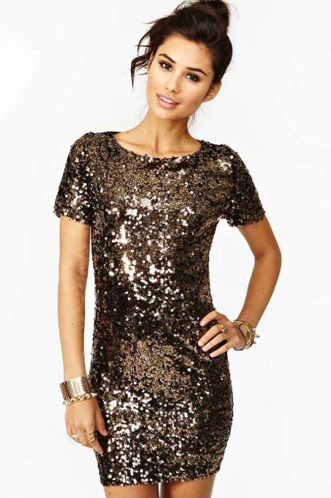 Sequin-dress--675x1014 120+ Breathtaking Birthday Party Outfits for Ladies