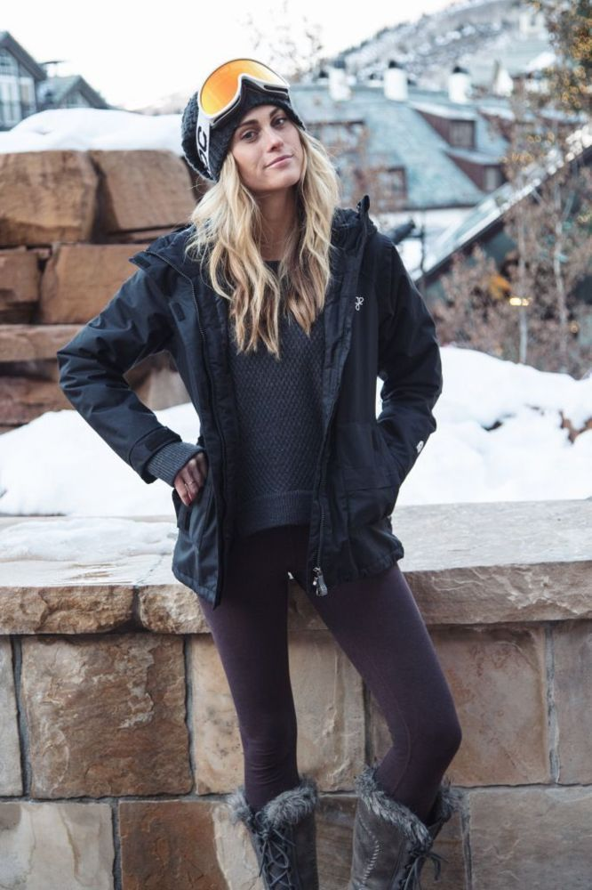 Ski-Jackets-1 140+ Lovely Women's Outfit Ideas for Winter in 2021
