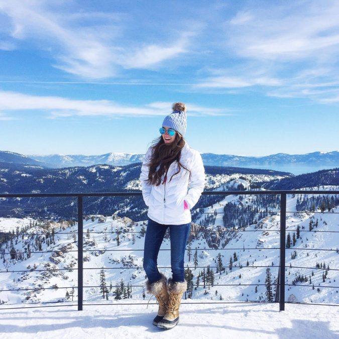 Ski-Jackets-675x675 140+ Lovely Women's Outfit Ideas for Winter in 2021