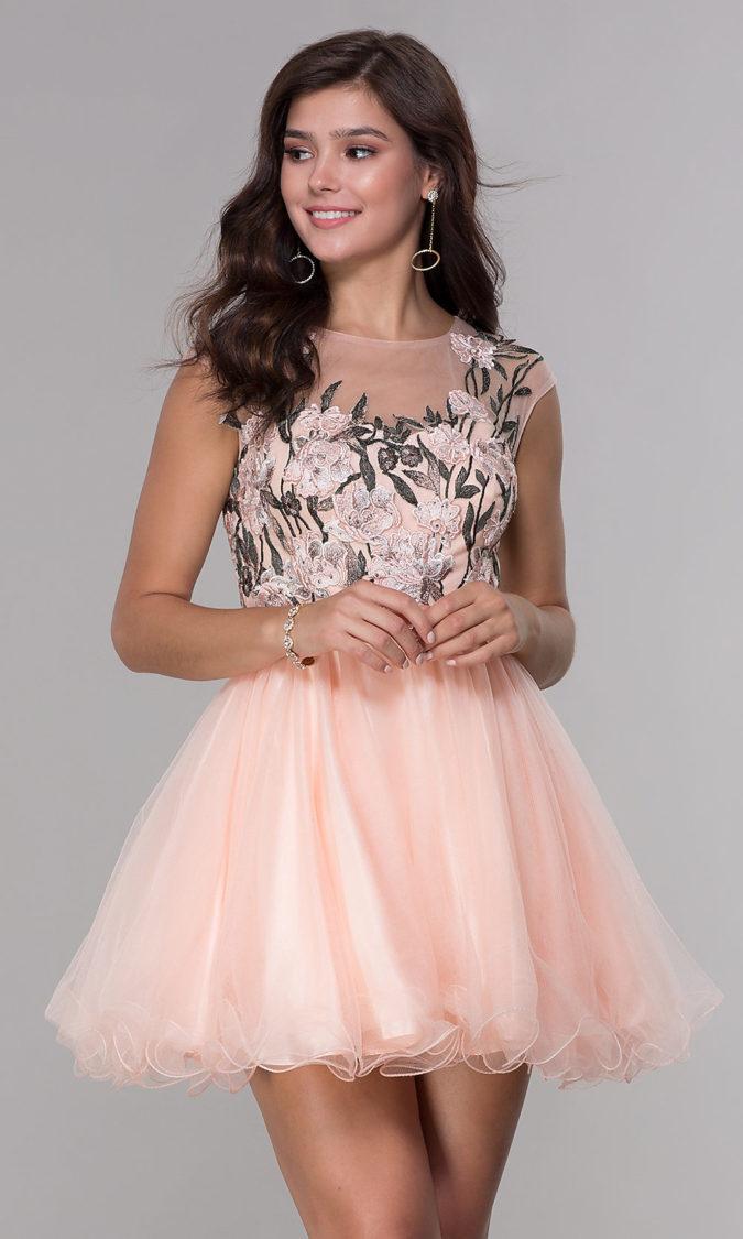 Sleeveless-cocktail-dress-675x1125 120 Splendid Women's Outfits for Evening Weddings