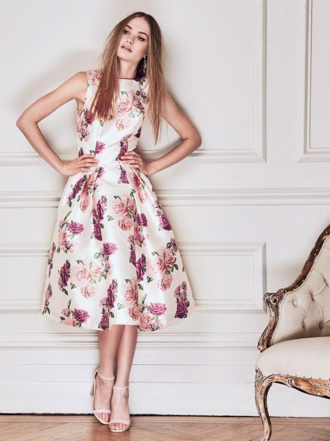 The-rose-design-dress-1-675x903 120 Splendid Women's Outfits for Evening Weddings