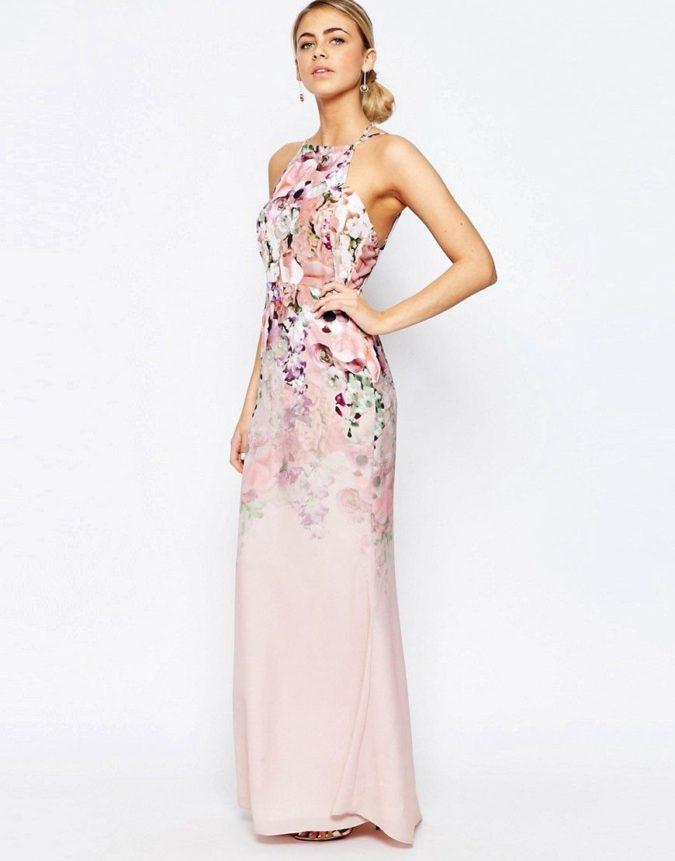 The-rose-design-dress-2-675x861 120 Splendid Women's Outfits for Evening Weddings