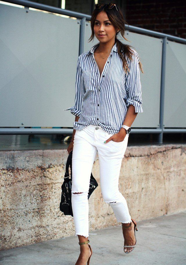 Trousers-and-shirt.-1 120+ Breathtaking Birthday Party Outfits for Ladies