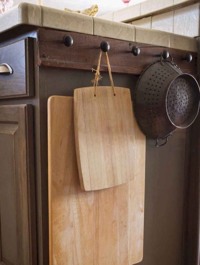 Using-forgotten-space--675x893 100+ Smartest Storage Ideas for Small Kitchens in 2021