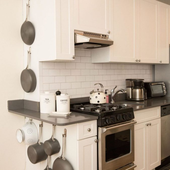 Using-forgotten-space-675x675 100+ Smartest Storage Ideas for Small Kitchens in 2021