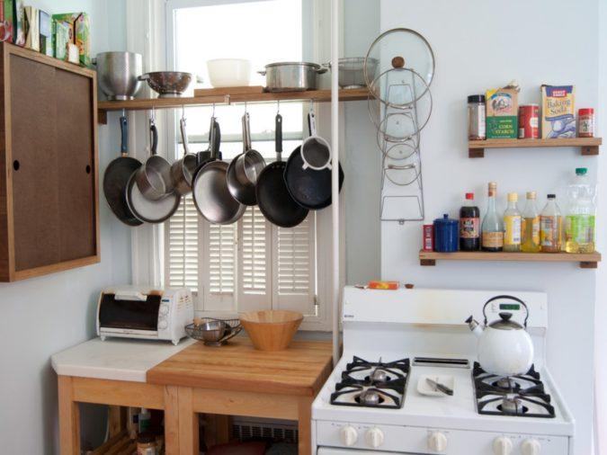 Window-storage-strategy-1-675x506 100+ Smartest Storage Ideas for Small Kitchens in 2021