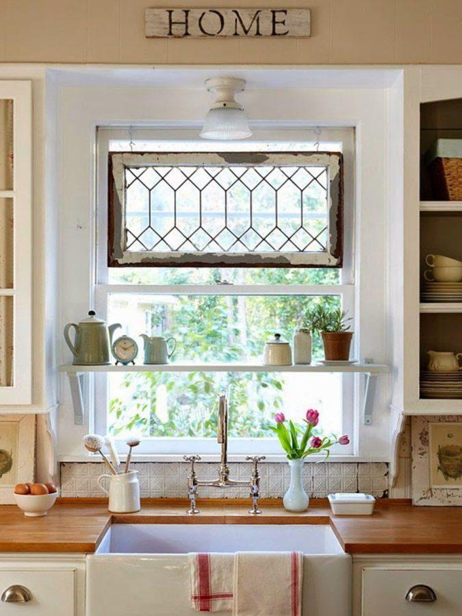 Window-storage-strategy-675x899 100+ Smartest Storage Ideas for Small Kitchens in 2021