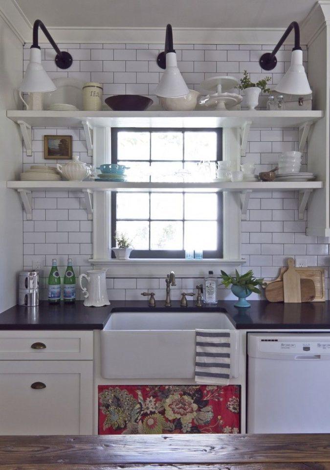 Window-storage-strategy..-675x961 100+ Smartest Storage Ideas for Small Kitchens in 2021