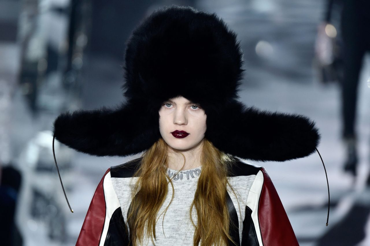 Winter-hat.-1 140+ Lovely Women's Outfit Ideas for Winter in 2021
