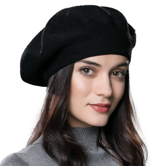 Winter-hat.-675x675 140+ Lovely Women's Outfit Ideas for Winter in 2021