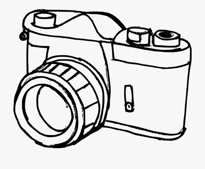 drawing-a-Camera-675x555 Top 10 Easiest Things to Draw