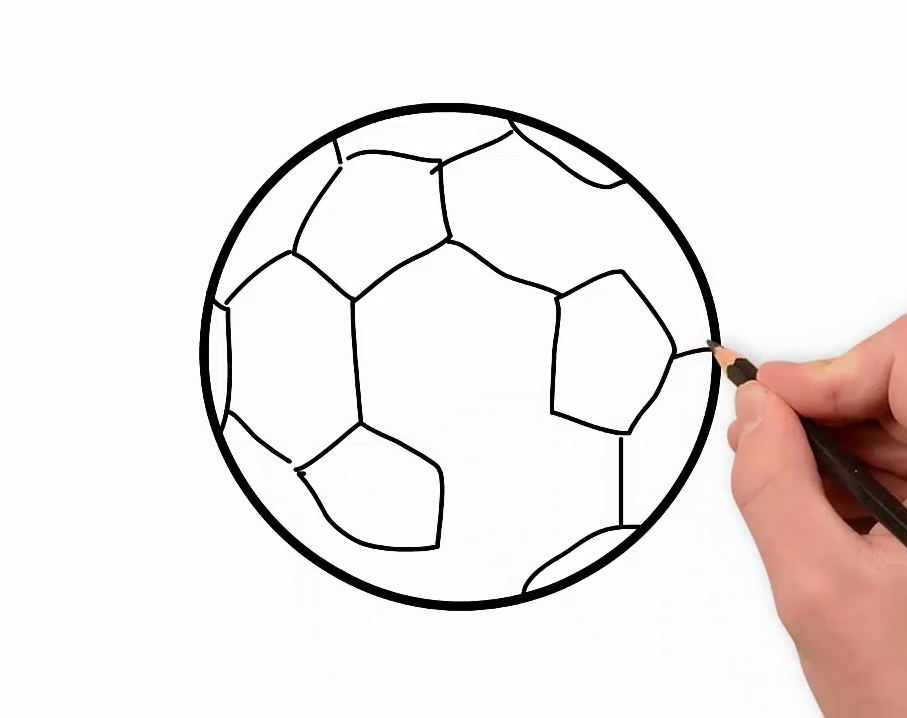 drawing-a-ball Top 10 Easiest Things to Draw