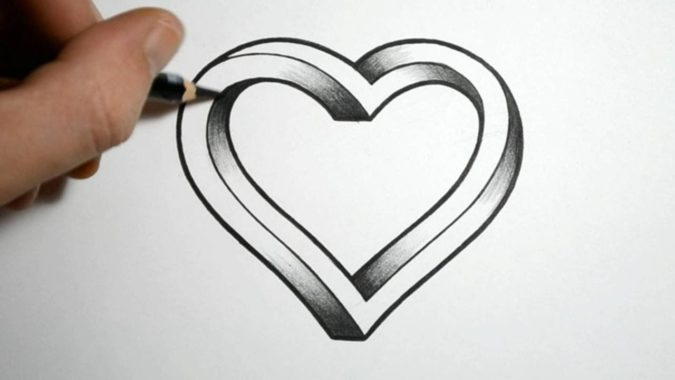 drawing-heart-675x380 Top 10 Easiest Things to Draw