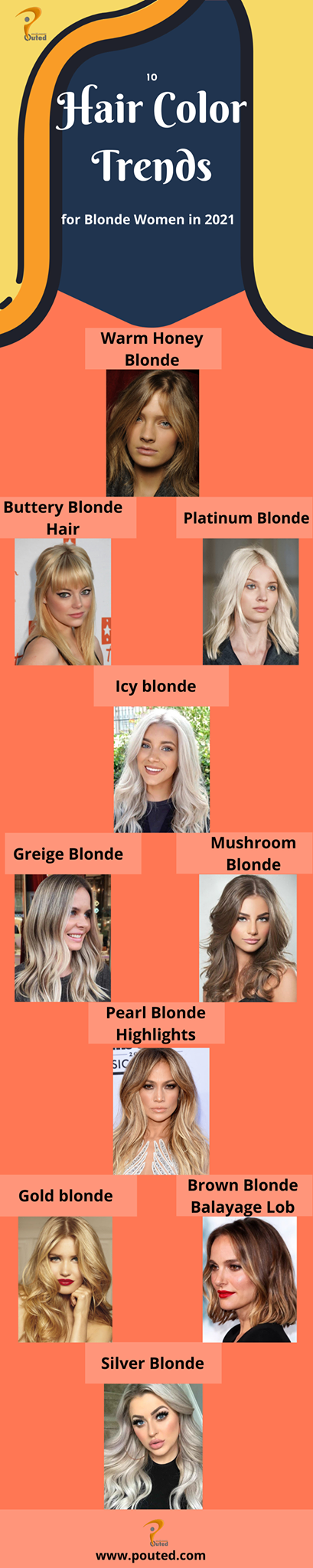 hair-color-trends-for-blonde-women Top 10 Hair Color Trends for Blonde Women in 2021