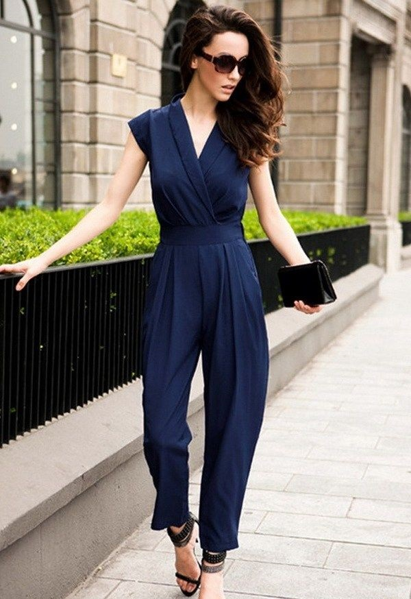 jumpsuit.-1 140 First-Date Outfit Ideas That Make You Special