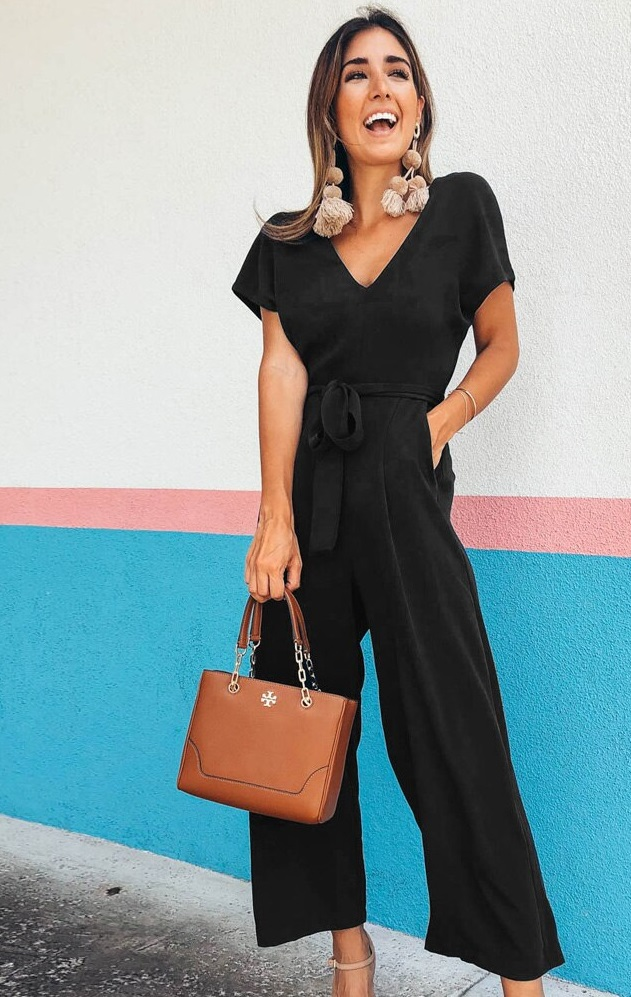 jumpsuit.-5 140 First-Date Outfit Ideas That Make You Special