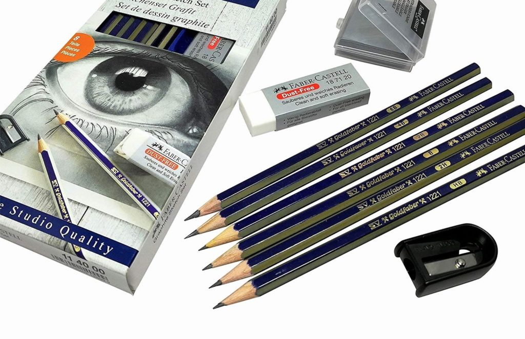 pencils-1024x662 7 Tips to Draw Stunning Eyes