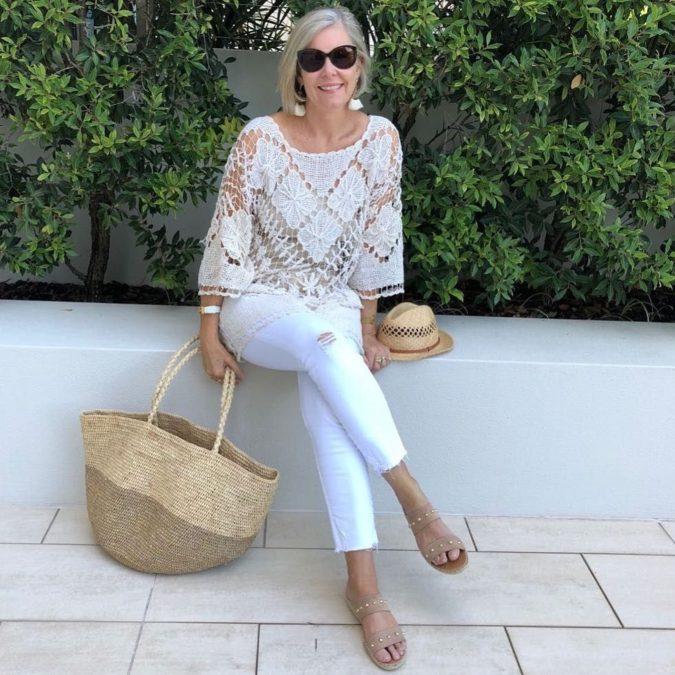 Chic-style.-3-675x675 110+ Elegant Outfit Ideas for Women Over 60