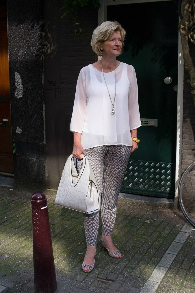 Chic-style.. 110+ Elegant Outfit Ideas for Women Over 60