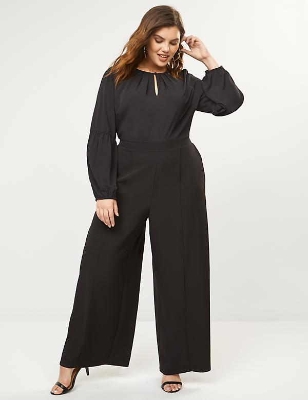 Cute-Jumpsuit 70+ Stylish Plus-Size Fashion Trends in 2021