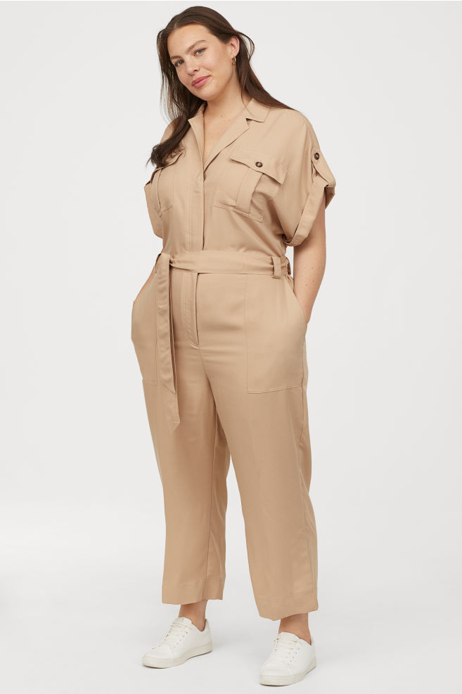 Cute-Jumpsuits. 70+ Stylish Plus-Size Fashion Trends in 2021