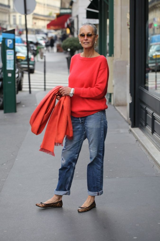 Denim-jean..-1-675x1013 80+ Fabulous Outfits for Women Over 50