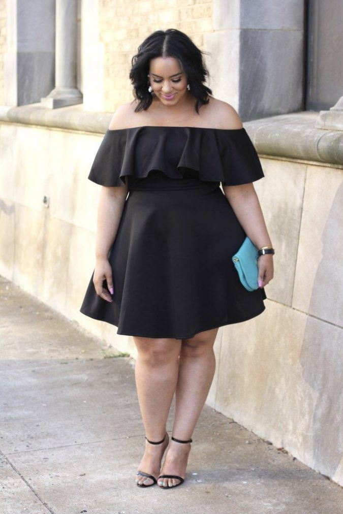 Evening-gown-5-675x1012 70+ Stylish Plus-Size Fashion Trends in 2021