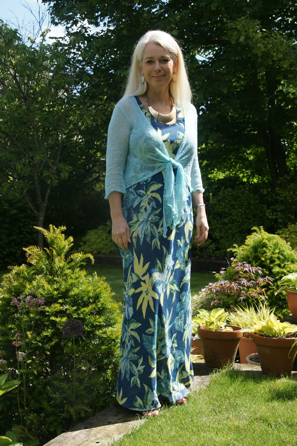 Maxi-outfits- 110+ Elegant Outfit Ideas for Women Over 60