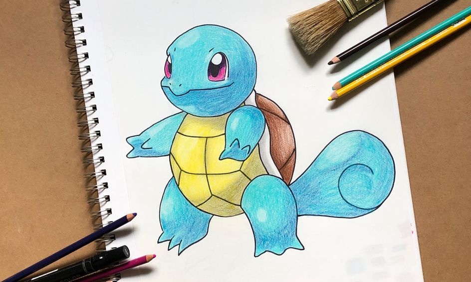 Pokemon Top 10 Easiest Drawing Ideas for Kids