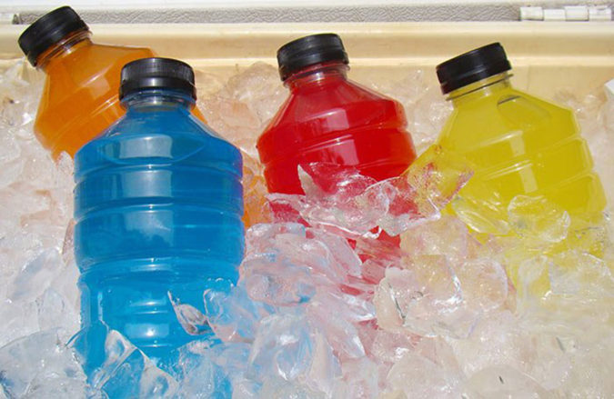 Sports-Drinks-for-trip-675x439 7 Ways to Stay Hydrated While Hunting
