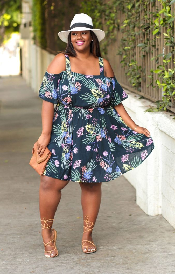 Summer-outfit.-675x1059 70+ Stylish Plus-Size Fashion Trends in 2021