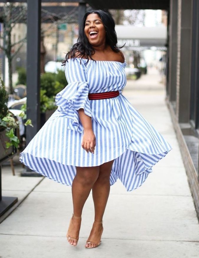 Summer-outfits-675x876 70+ Stylish Plus-Size Fashion Trends in 2021