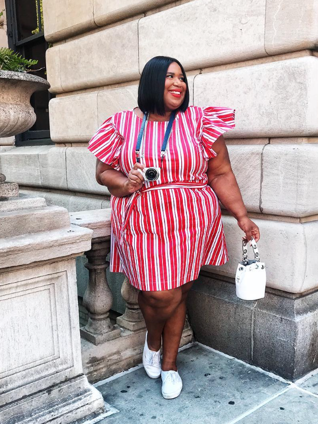 Summer-outfits. 70+ Stylish Plus-Size Fashion Trends in 2021