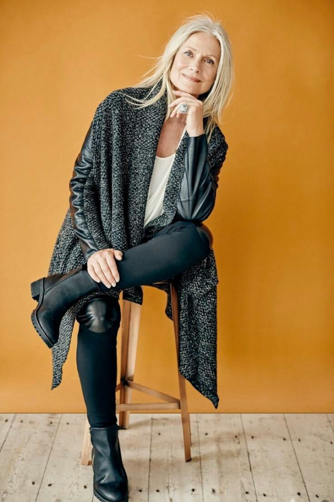 cardigan..-675x1013 110+ Elegant Outfit Ideas for Women Over 60