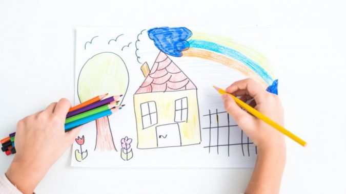 home-675x379 Top 10 Easiest Drawing Ideas for Kids