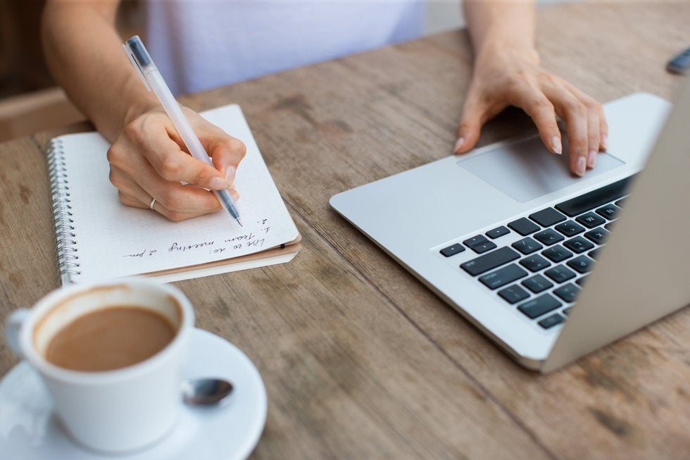 laptop-online-learning 3 Ways to Benefit the Most from Staying at Home