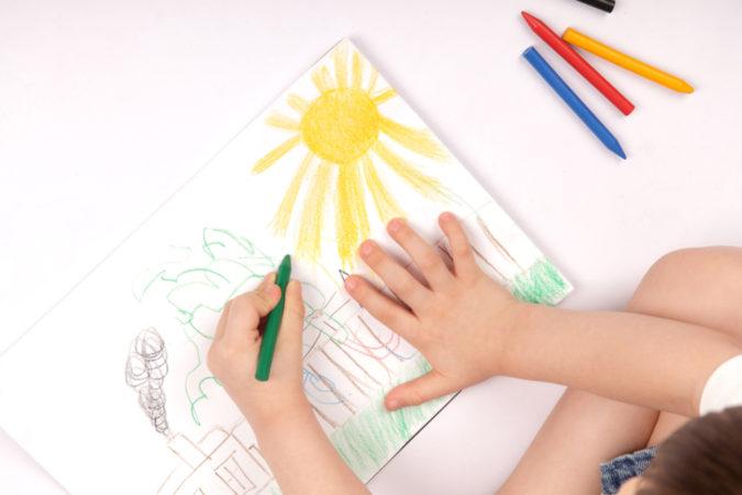 nature-1-675x450 Top 10 Easiest Drawing Ideas for Kids